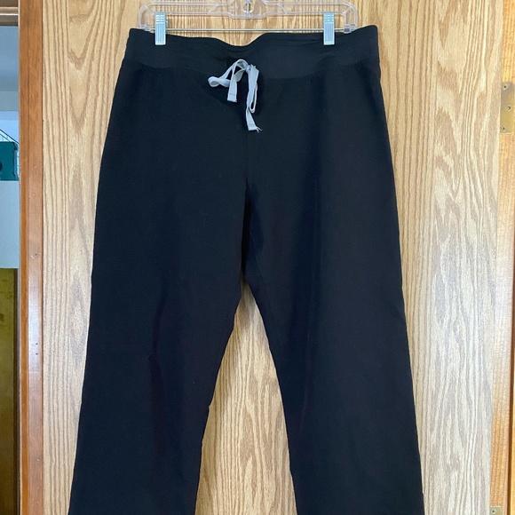 Figs Livingston Scrub Pants Size Medium Petite